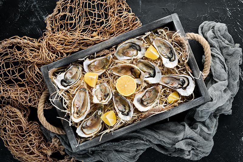Savourer un plateau de crustacés face à l'océan Atlantique à Biarritz | Chez Albert
