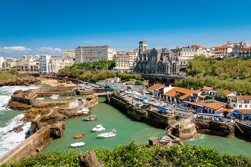 Un restaurant en bord de mer pour déguster du poisson frais à Biarritz | Chez Albert