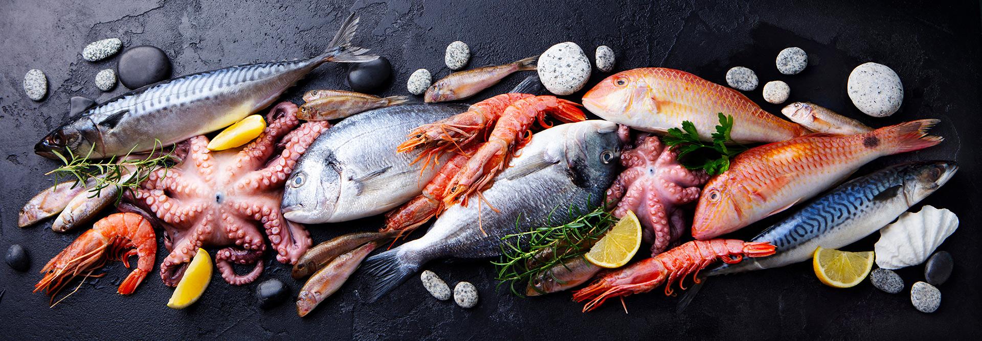 Découvrez des produits de la mer, frais et sans conservateurs à Biarritz | Chez Albert